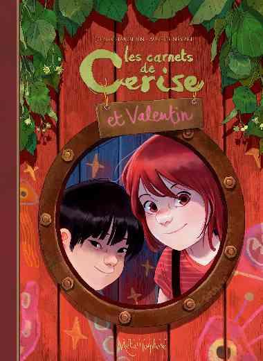 Carnets de Cerise et Valentin