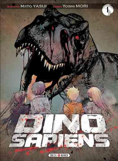 Dino-Sapiens 01