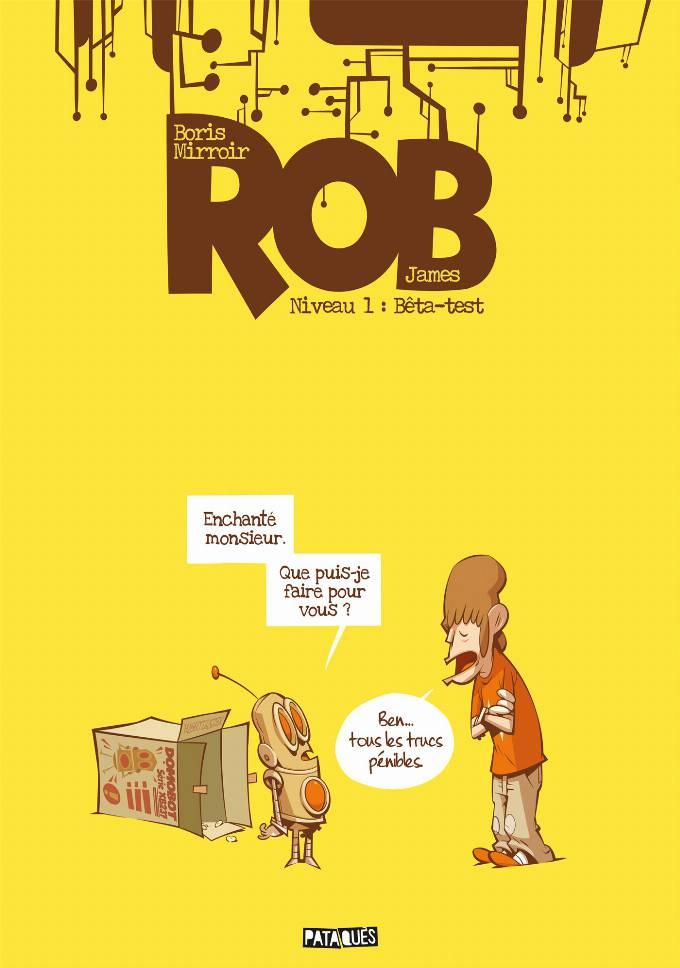 Rob niveau 01 - Bêta-test